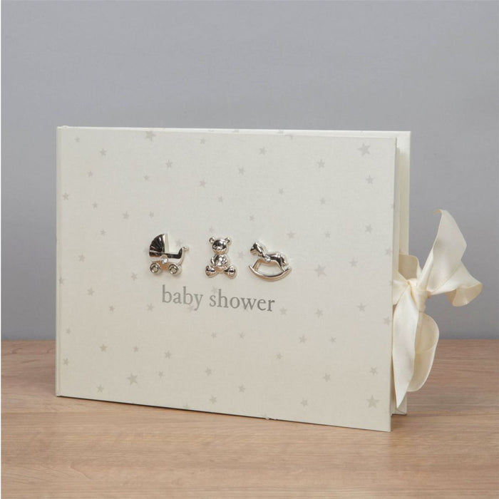 Bambino Baby Shower / Christening Guest Book