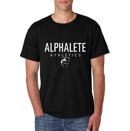 2016 New Men's T-shirt Alphalete Muscle