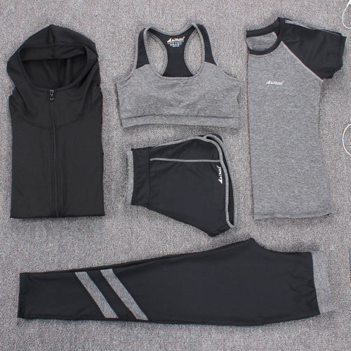 Fitness Women 5 Pieces