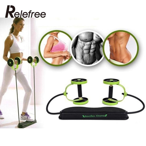 Abdominal Strength Pull Rope Trainer ABS