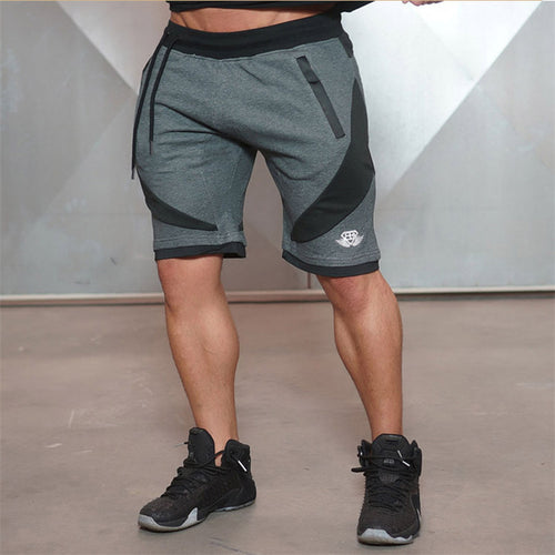 Men Casual Fitness Shorts