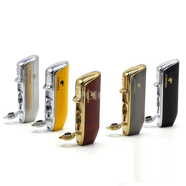 COHIBA RED CLOUD SNAKE LIGHTER