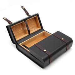 BRIEFCASE TRAVEL HUMIDOR CASE