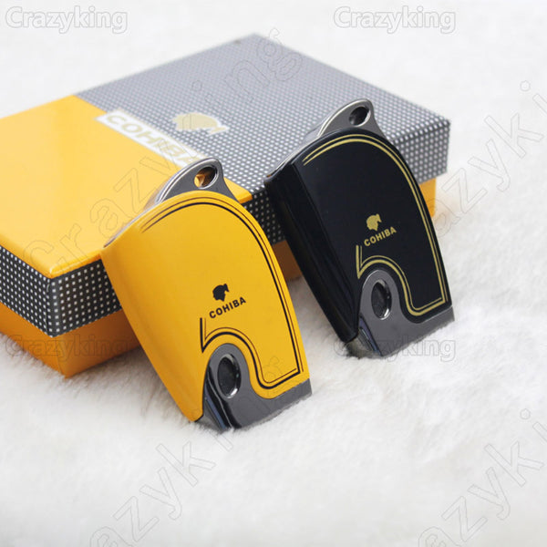 COHIBA Olecranon Style Torch Jet Flame Lighter