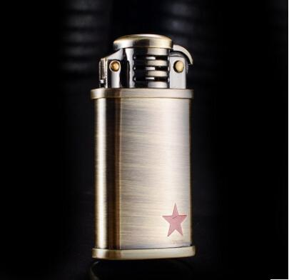 Metal Carving Gasoline lighter
