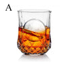 New Whiskey Glass Water Cup For Beer Red Wine Juice Transparent Glass Cup