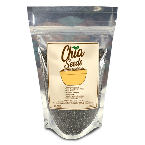 CHIA SEEDS 100 grams