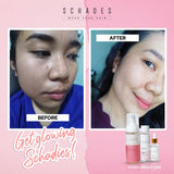 SCHADES HYDRA BRIGHT LINE + RYXSKIN SINCERITY SUNSHIELD