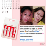 RYXSKIN SINCERITY BEYOUTHIFUL STARTER KIT
