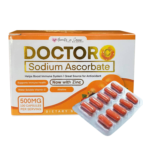 Doctor C Sodium Ascorbate (Blister Pack)