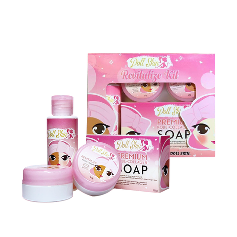 DOLL SKIN REVITALIZE KIT