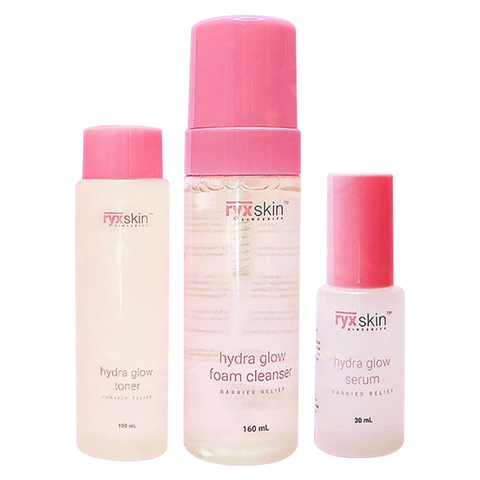 "RYXSKIN SINCERITY HYDRA GLOW ""TRIO"" SET"