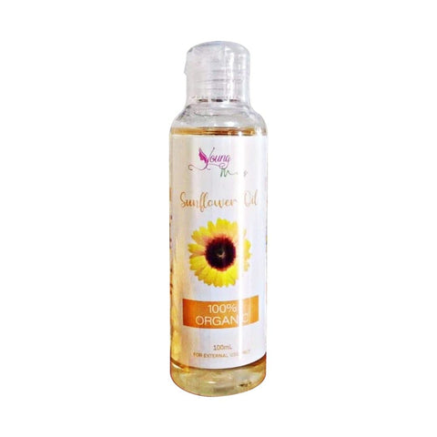 Young miss sunflower oil 100ml