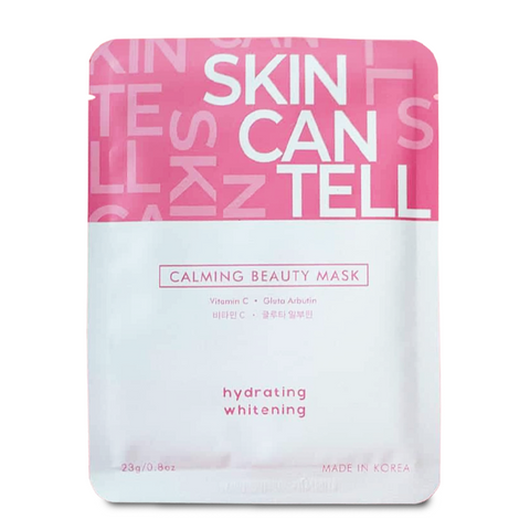 SKIN CAN TELL BEAUTY MASK (PINK)