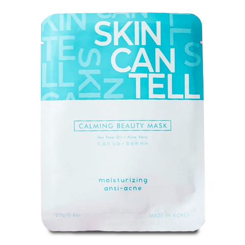 SKIN CAN TELL BEAUTY MASK (BLUE)