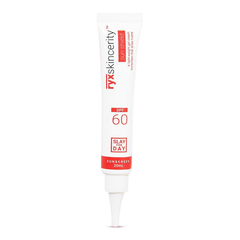 This water-based sunshield provides a wide-range defense against UV rays with strong SPF 60 that helps to reduce the presence of large pores and moisturizes your skin with Shea Butter. It provides ample hydration as it cools overheated skin non-sticky and soothing texture for a nice matte finish.