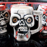 Skull Horror Coffee Mug