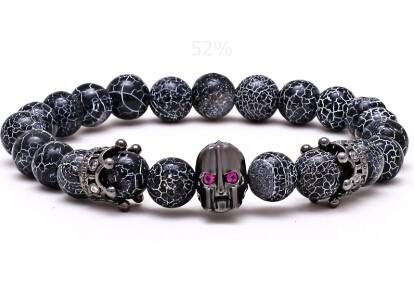 Spartan Crown Bracelet