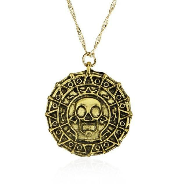 Skull Caribbean Necklace