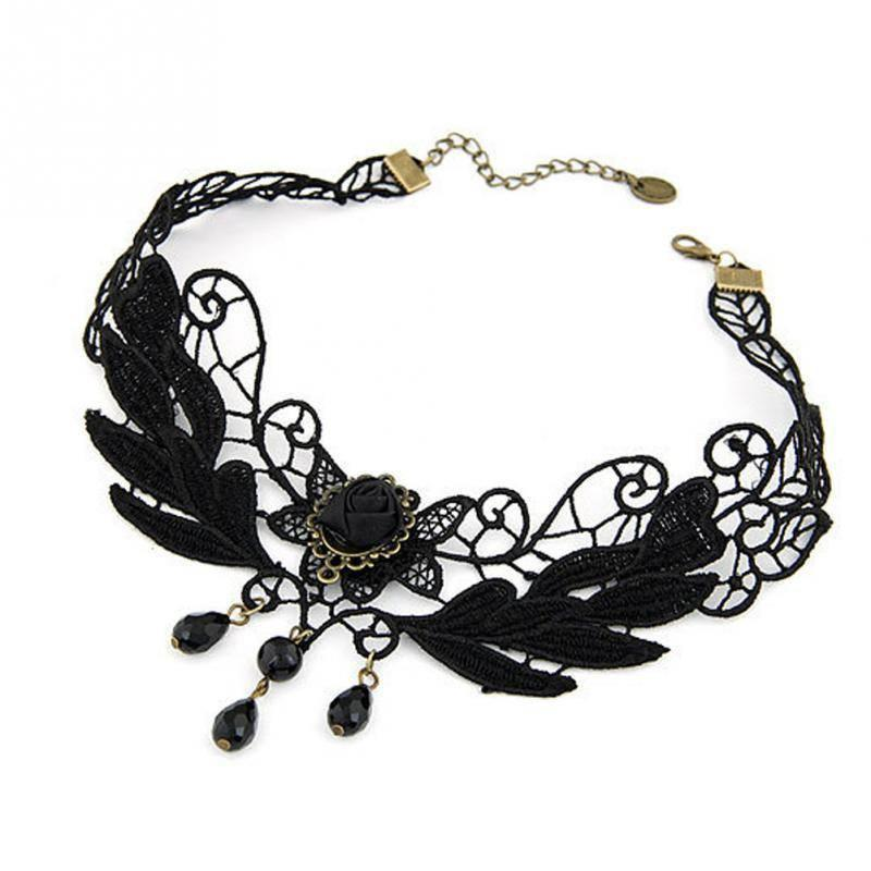 Vintage Gothic Choker Necklace