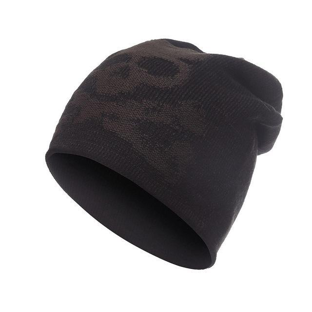 Winter Skull Hip Hop Beanie Cap Hat