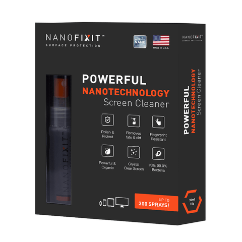 Nanofixit One Phone with $100 Screen Warranty