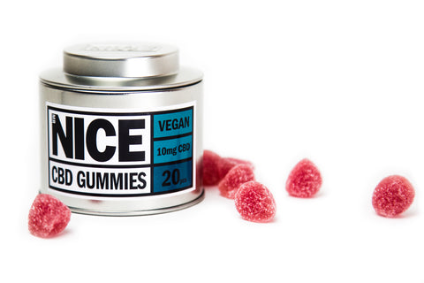 CBD GUMMIES (20) - MR NICE