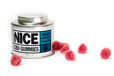 CBD GUMMIES (40) - MR NICE