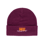 ONLY SMOKE THE BEST FINE KNIT BEANIE