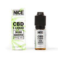NICE CBD E-LIQUID SKUNK Booster (1000mg) - MR NICE