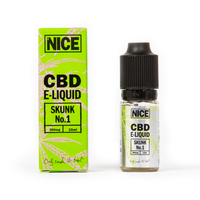 NICE CBD E-LIQUID SKUNK No.1 (300mg) - MR NICE