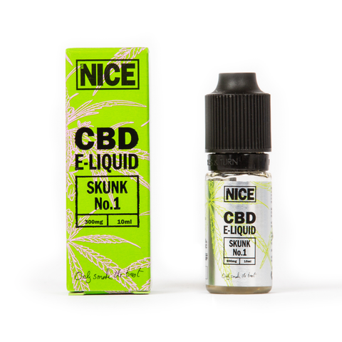 NICE CBD E-LIQUID SKUNK No.1 (600mg)