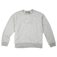 LOGO STASH CREWNECK - MR NICE