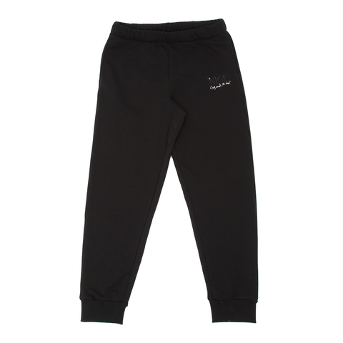 ONLY SMOKE THE BEST JOGGER - BLACK