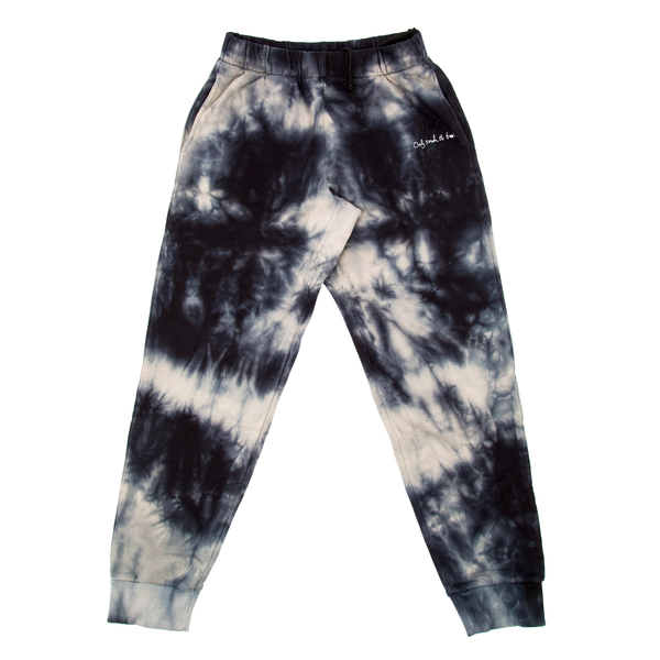 ONLY SMOKE THE BEST JOGGER - SPACE TIE-DYE - MR NICE