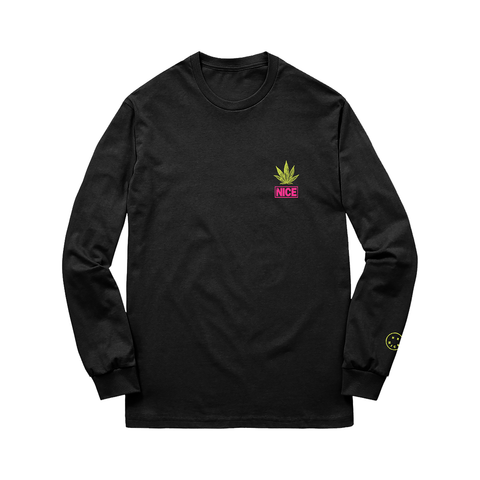 FREE THE LEAF LONG SLEEVE
