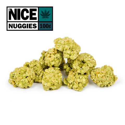 CHOCOLATE HEMP NUGGIES