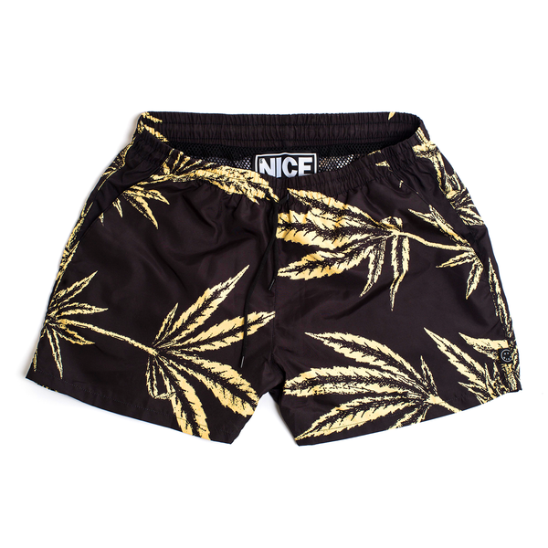 BOTANICAL SWIM SHORTS