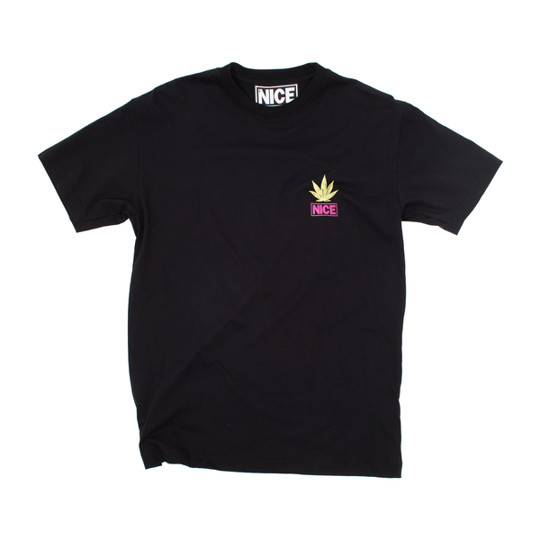 FREE THE LEAF T-SHIRT - MR NICE