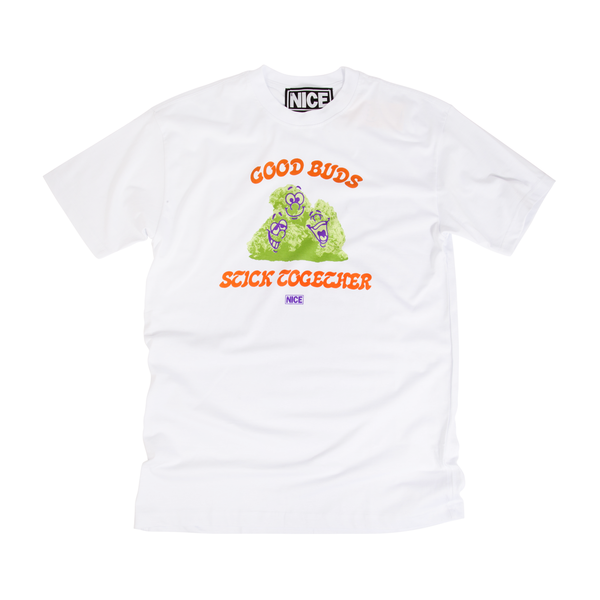 GOOD BUDS T-SHIRT - MR NICE