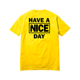HAVE A NICE DAY POCKET T-SHIRT - MR NICE