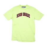 HIGH GRADE T-SHIRT - LIME