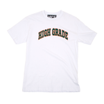 HIGH GRADE T-SHIRT - WHITE
