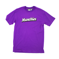 MUNCHIES T-SHIRT - MR NICE