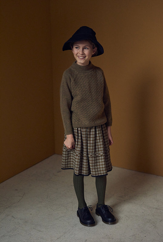 AW20 Lookbook – Child look 10