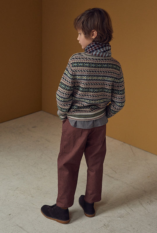 AW20 Lookbook – Child look 27