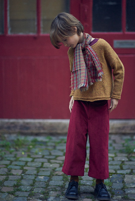 AW20 Lookbook – Child look 29