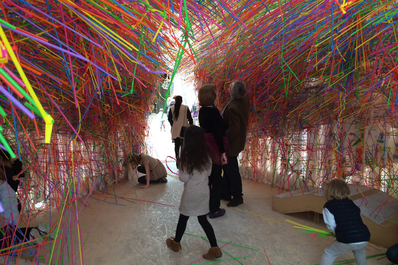 RA Sensing Spaces exhibition