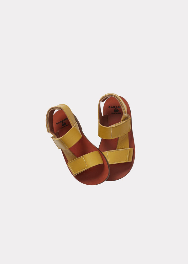 Golborne Sandal, Golden Palm