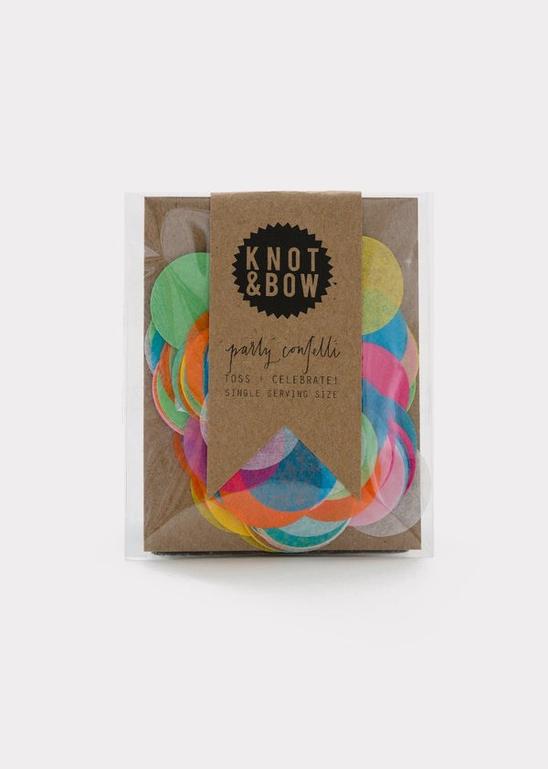 Knot & Bow | Single Serving Size™ Confetti, Multicolour